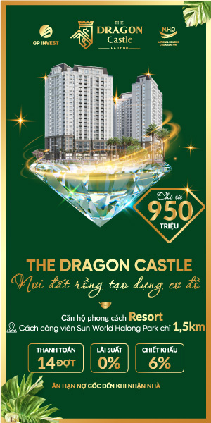 The Dragon Castle Hạ Long